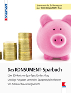Konsument Sparbuch